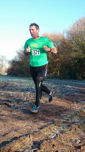 Mark Cooling Rothwas Cross Country