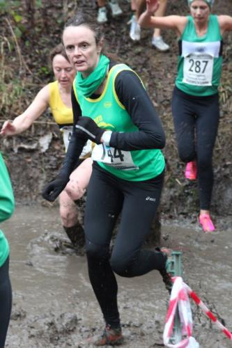 Monkhall Cross Country Debbie Parker