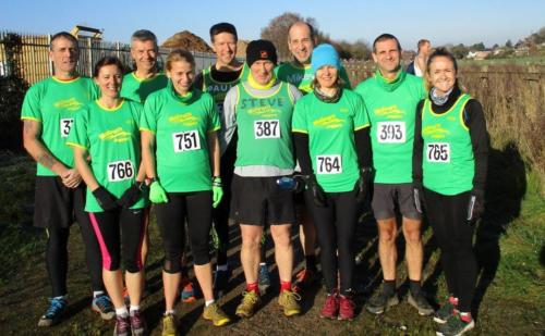 Rotherwas Cross Country